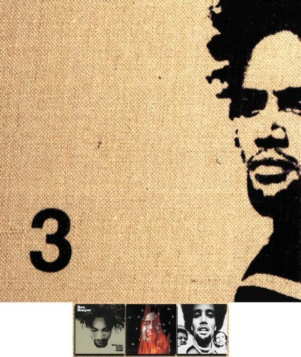 Ben Harper CD Box Collection Incl. Booklet 3 CD