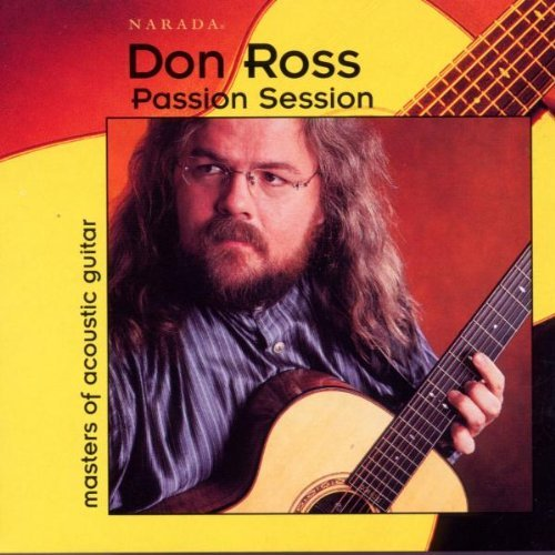 Don Ross Passion Session