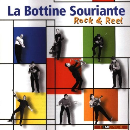 La Bottine Souriante Rock & Reel Hemisphere Artists