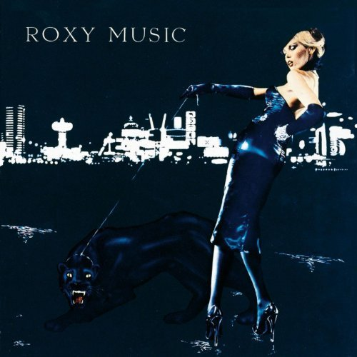 Roxy Music For Your Pleasure Remastered Hdcd