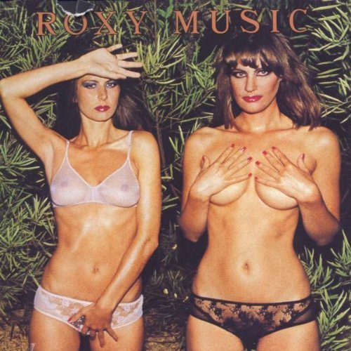 Roxy Music Country Life Remastered Hdcd
