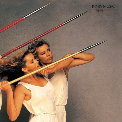 Roxy Music Flesh & Blood Remastered