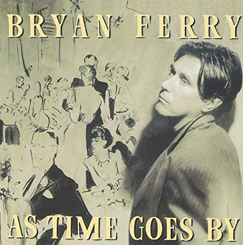 Bryan Ferry As Time Goes By Hdcd