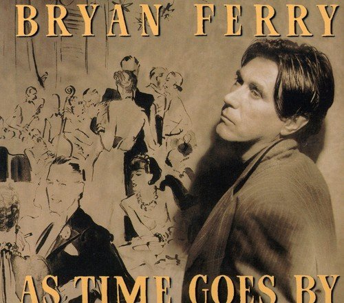 Bryan Ferry As Time Goes By Import Eu Lmtd Ed.
