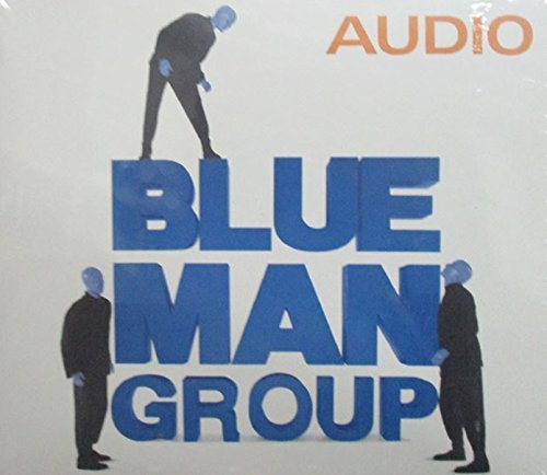 Blue Man Group Audio Hdcd