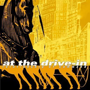 At The Drive In Relationship Of Command Digipak