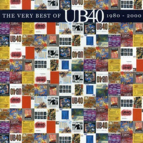 Ub40 Very Best Of Ub40 Import Eu Incl. Deluxe Booklet & Photos