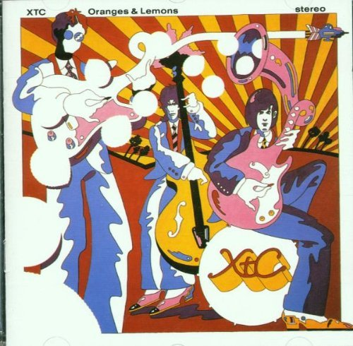 Xtc Oranges & Lemons Remastered