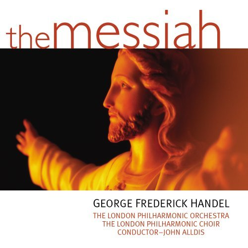 George Frideric Handel Messiah 2 CD