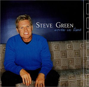 Green Steve Woven In Time