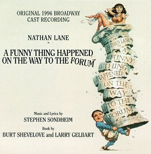 Cast Recording Funny Thing Happened On The Wa