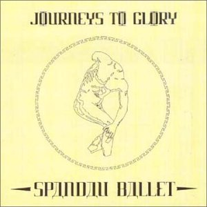 Spandau Ballet Journeys To Glory