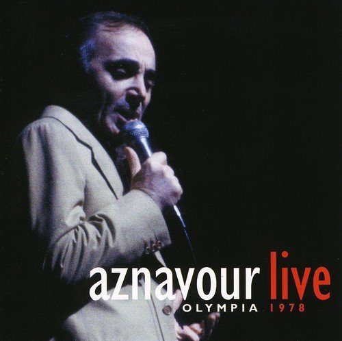 Charles Aznavour Olympia 78