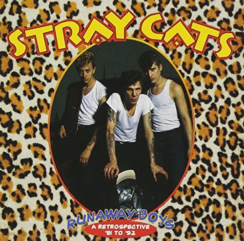 Stray Cats Runaway Boys Retrospective '82