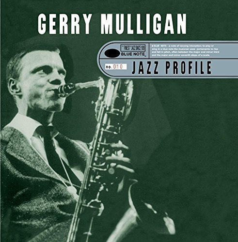 Mulligan Gerry Jazz Profile Series Import Eu