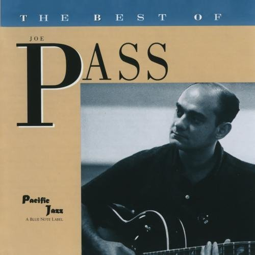 Joe Pass Best Of Joe Pass Pacific Jazz Years