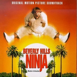 Beverly Hills Ninja Soundtrack Rothberg Hazies Blondie Ulfuls Little John Douglas Lovich War