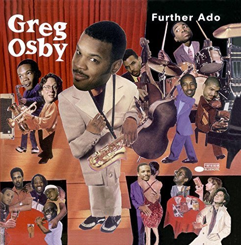 Greg Osby Further Ado
