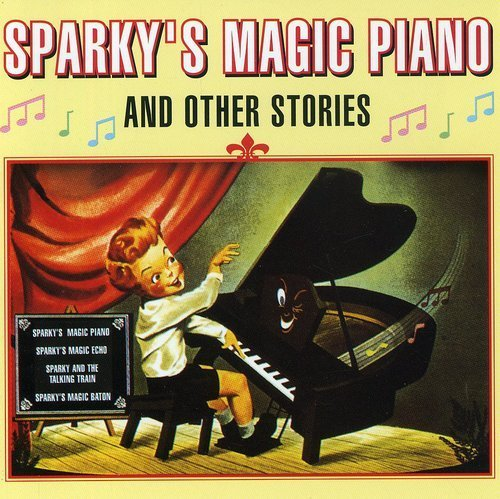 Sparky Sparky's Magic Piano Import Eu