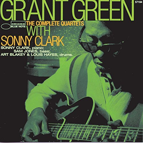 Grant Green Complete Quartets With Sonny C Feat. Sonny Clark 2 CD
