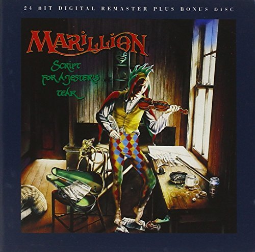 Marillion Script For A Jester's Tear Incl. Bonus CD
