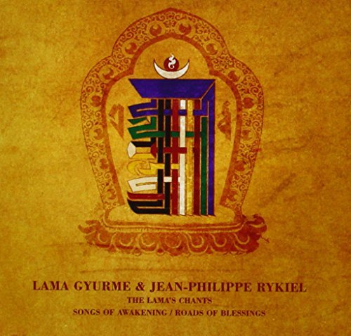 Gyurme Rykiel Lama's Chant 2 CD