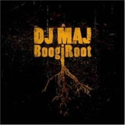 Dj Maj Boogiroot Enhanced CD