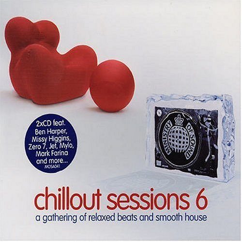 Ministry Of Sound Vol. 6 Chillout Sessions Import Aus