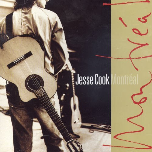 Jesse Cook Montreal Import Can