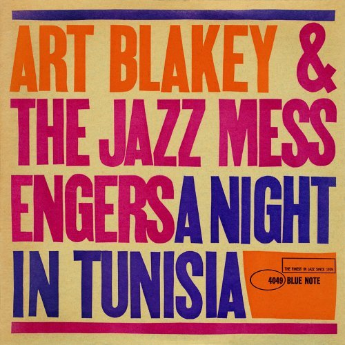 Art & Jazz Messengers Blakey Night In Tunisia Remastered Incl. Bonus Tracks Rough Guide