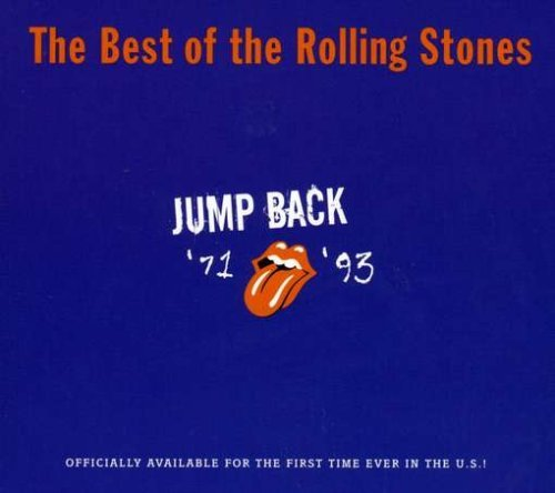 Rolling Stones Best Of Jump Back