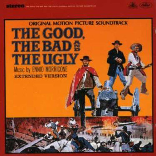 Good The Bad & The Ugly Soundtrack Import Gbr Remastered