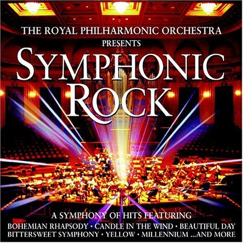 Royal Philharmonic Orchestra Symphonic Rock 2 CD