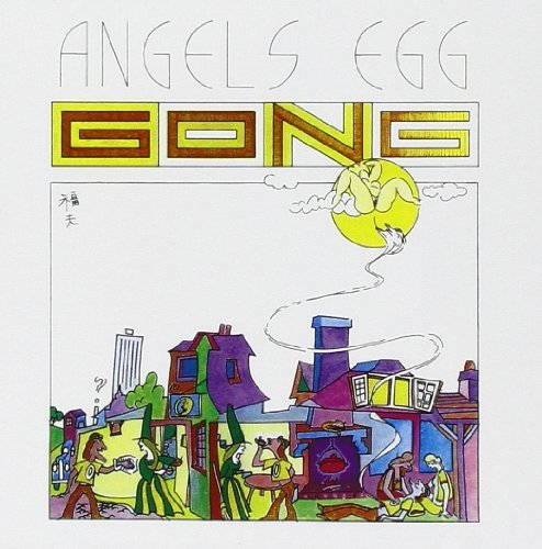 Gong Angel's Egg Incl. Bonus Tracks
