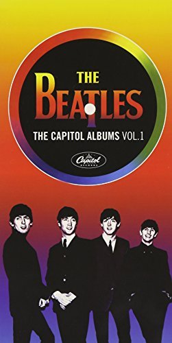 Beatles The Capitol Albums Vol. 1 4 CD
