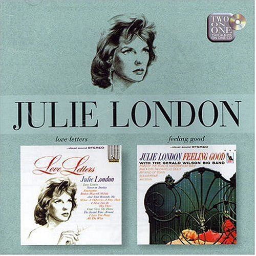 Julie London Love Letters Feeling Good Import Gbr 2 On 1