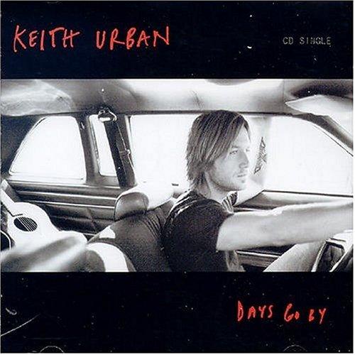 Keith Urban Days Go By Import Aus
