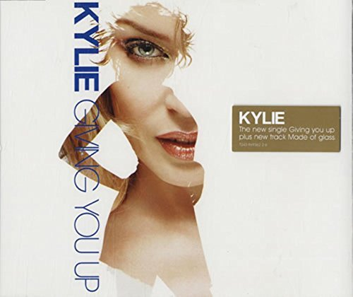 Kylie Minogue Giving You Up Import Gbr