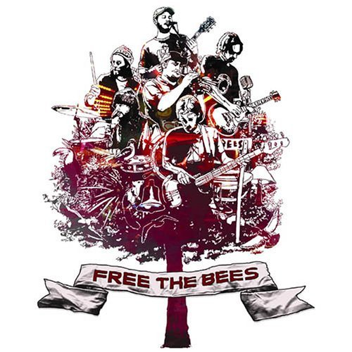 Band Of Bees Free The Bees Incl. Bonus Tracks