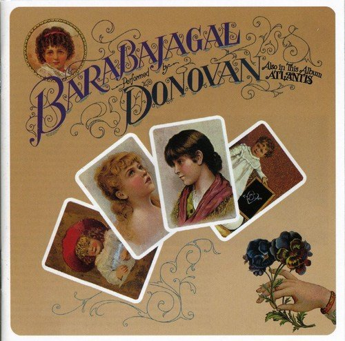 Donovan Barabajagal Import Gbr Remastered Incl. Bonus Tracks