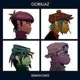 Gorillaz Demon Days 2 Lp Set