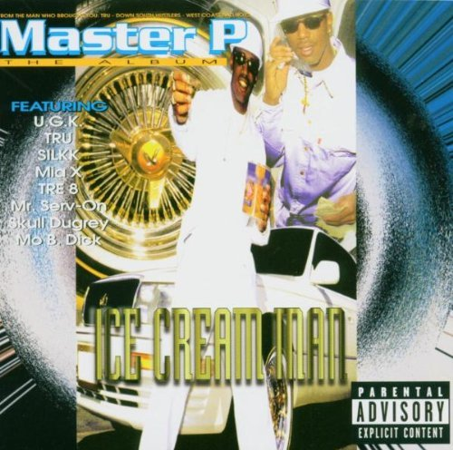 Master P Ice Cream Man Explicit Version