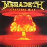 Megadeth Greatest Hits Back To The Sta