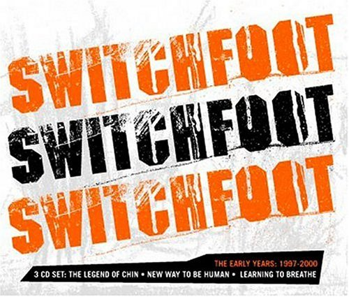 Switchfoot Early Years 1997 2000 3 CD