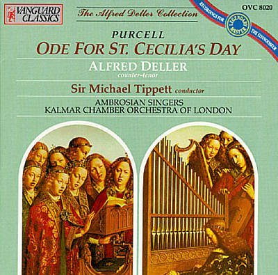 H. Purcell Ode For St. Cecilia's Day