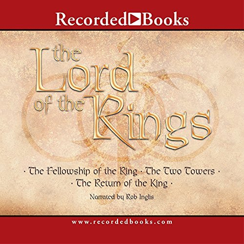 J. R. R. Tolkien Lord Of The Rings (omnibus) The Fellowship Of The Ring The Two Towers The R