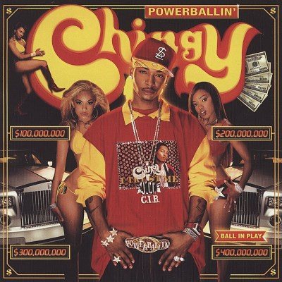 Chingy Powerballin Import Eu Incl. 3 Bonus Tracks