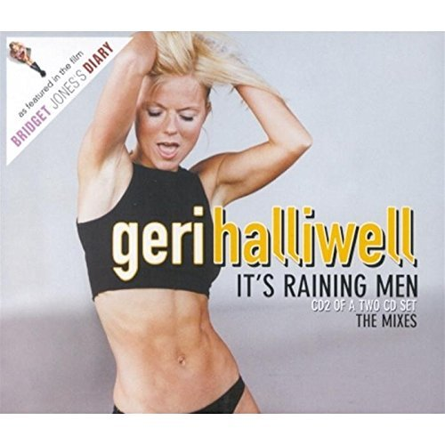 Geri Halliwell It's Raining Men Import Aus