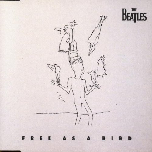 Beatles Free As A Bird Import Net