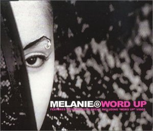 Melanie G Word Up [uk Cd]